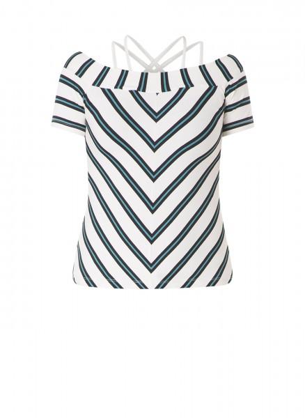 Damen Carmen-T-Shirt YEST Ited Gr. 48