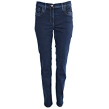 Damen Jeans ZERRES GINA Straight Fit Gr. 38