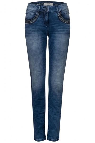 Damen Jeans CECIL Scarlett Gr. 2832